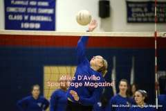 Gallery CIAC Girls Volleyball Class M Tournament SF's - #3 Seymour 3 vs. #7 Granby 1 - Photo # (18)