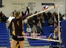 Gallery CIAC Girls Volleyball Class M Tournament SF's - #3 Seymour 3 vs. #7 Granby 1 - Photo # (245)