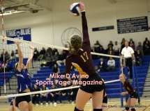 Gallery CIAC Girls Volleyball Class M Tournament SF's - #3 Seymour 3 vs. #7 Granby 1 - Photo # (280)