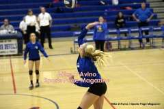 Gallery CIAC Girls Volleyball Class M Tournament SF's - #3 Seymour 3 vs. #7 Granby 1 - Photo # (34)