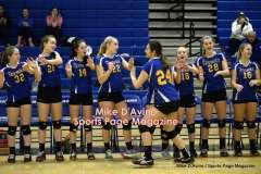 Gallery CIAC Girls Volleyball Class M Tournament SF's - #3 Seymour 3 vs. #7 Granby 1 - Photo # (59)