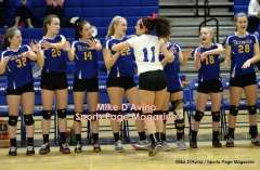 Gallery CIAC Girls Volleyball Class M Tournament SF's - #3 Seymour 3 vs. #7 Granby 1 - Photo # (61)