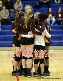 Gallery CIAC Girls Volleyball Class M Tournament SF's - #3 Seymour 3 vs. #7 Granby 1 - Photo # (77)