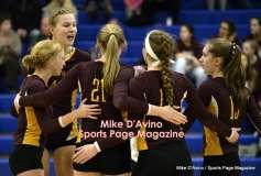 Gallery CIAC Girls Volleyball Class M Tournament SF's - #3 Seymour 3 vs. #7 Granby 1 - Photo # (90)
