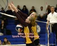Gallery CIAC Girls Volleyball Class M Tournament SF's - #3 Seymour 3 vs. #7 Granby 1 - Photo # (92)