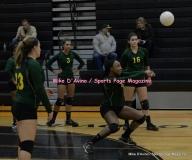 CIAC Girls Volleyball; #5 Goodwin Tech 1 vs. #12 Holy Cross 3 - Photo # (100)