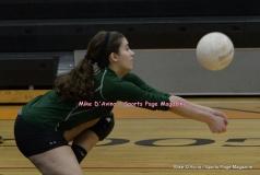 CIAC Girls Volleyball; #5 Goodwin Tech 1 vs. #12 Holy Cross 3 - Photo # (103)