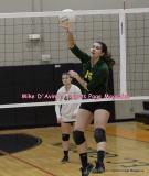 CIAC Girls Volleyball; #5 Goodwin Tech 1 vs. #12 Holy Cross 3 - Photo # (111)