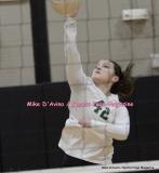 CIAC Girls Volleyball; #5 Goodwin Tech 1 vs. #12 Holy Cross 3 - Photo # (113)