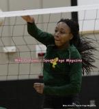 CIAC Girls Volleyball; #5 Goodwin Tech 1 vs. #12 Holy Cross 3 - Photo # (120)