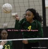 CIAC Girls Volleyball; #5 Goodwin Tech 1 vs. #12 Holy Cross 3 - Photo # (121)