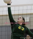 CIAC Girls Volleyball; #5 Goodwin Tech 1 vs. #12 Holy Cross 3 - Photo # (122)