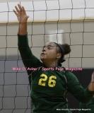 CIAC Girls Volleyball; #5 Goodwin Tech 1 vs. #12 Holy Cross 3 - Photo # (126)