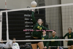CIAC Girls Volleyball; #5 Goodwin Tech 1 vs. #12 Holy Cross 3 - Photo # (138)
