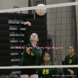 CIAC Girls Volleyball; #5 Goodwin Tech 1 vs. #12 Holy Cross 3 - Photo # (140)