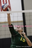 CIAC Girls Volleyball; #5 Goodwin Tech 1 vs. #12 Holy Cross 3 - Photo # (150)