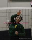 CIAC Girls Volleyball; #5 Goodwin Tech 1 vs. #12 Holy Cross 3 - Photo # (157)