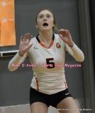 CIAC Girls Volleyball; #5 Goodwin Tech 1 vs. #12 Holy Cross 3 - Photo # (185)
