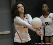 CIAC Girls Volleyball; #5 Goodwin Tech 1 vs. #12 Holy Cross 3 - Photo # (188)