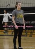 CIAC Girls Volleyball; #5 Goodwin Tech 1 vs. #12 Holy Cross 3 - Photo # (205)