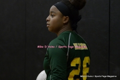 CIAC Girls Volleyball; #5 Goodwin Tech 1 vs. #12 Holy Cross 3 - Photo # (212)