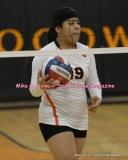 CIAC Girls Volleyball; #5 Goodwin Tech 1 vs. #12 Holy Cross 3 - Photo # (219)