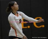 CIAC Girls Volleyball; #5 Goodwin Tech 1 vs. #12 Holy Cross 3 - Photo # (22)