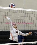 CIAC Girls Volleyball; #5 Goodwin Tech 1 vs. #12 Holy Cross 3 - Photo # (222)