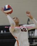 CIAC Girls Volleyball; #5 Goodwin Tech 1 vs. #12 Holy Cross 3 - Photo # (230)