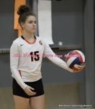 CIAC Girls Volleyball; #5 Goodwin Tech 1 vs. #12 Holy Cross 3 - Photo # (241)