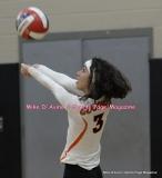 CIAC Girls Volleyball; #5 Goodwin Tech 1 vs. #12 Holy Cross 3 - Photo # (258)