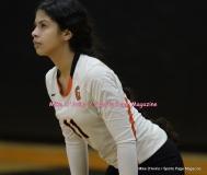CIAC Girls Volleyball; #5 Goodwin Tech 1 vs. #12 Holy Cross 3 - Photo # (279)