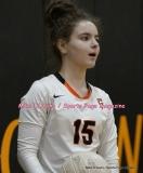 CIAC Girls Volleyball; #5 Goodwin Tech 1 vs. #12 Holy Cross 3 - Photo # (288)