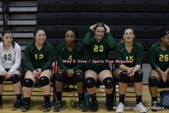 CIAC Girls Volleyball; #5 Goodwin Tech 1 vs. #12 Holy Cross 3 - Photo # (293)