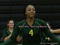 CIAC Girls Volleyball; #5 Goodwin Tech 1 vs. #12 Holy Cross 3 - Photo # (314)