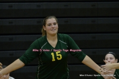 CIAC Girls Volleyball; #5 Goodwin Tech 1 vs. #12 Holy Cross 3 - Photo # (321)