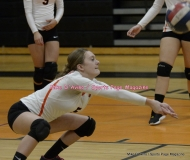 CIAC Girls Volleyball; #5 Goodwin Tech 1 vs. #12 Holy Cross 3 - Photo # (37)