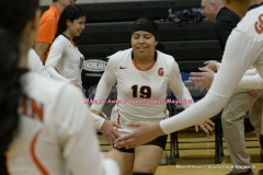 CIAC Girls Volleyball; #5 Goodwin Tech 1 vs. #12 Holy Cross 3 - Photo # (372)