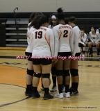 CIAC Girls Volleyball; #5 Goodwin Tech 1 vs. #12 Holy Cross 3 - Photo # (404)