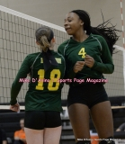 CIAC Girls Volleyball; #5 Goodwin Tech 1 vs. #12 Holy Cross 3 - Photo # (411)