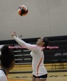 CIAC Girls Volleyball; #5 Goodwin Tech 1 vs. #12 Holy Cross 3 - Photo # (428)
