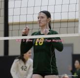 CIAC Girls Volleyball; #5 Goodwin Tech 1 vs. #12 Holy Cross 3 - Photo # (438)