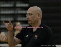 CIAC Girls Volleyball; #5 Goodwin Tech 1 vs. #12 Holy Cross 3 - Photo # (51)