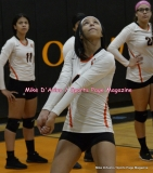 CIAC Girls Volleyball; #5 Goodwin Tech 1 vs. #12 Holy Cross 3 - Photo # (61)