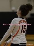 CIAC Girls Volleyball; #5 Goodwin Tech 1 vs. #12 Holy Cross 3 - Photo # (7)