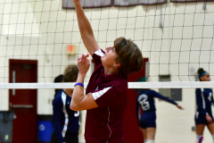 CIAC G. Volleyball; Farmington 3 vs. Hartford Public 0 - Photo # 016