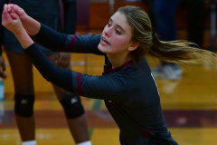 CIAC G. Volleyball; Farmington 3 vs. Hartford Public 0 - Photo # 027