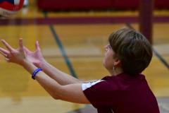 CIAC G. Volleyball; Farmington 3 vs. Hartford Public 0 - Photo # 030