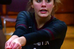 CIAC G. Volleyball; Farmington 3 vs. Hartford Public 0 - Photo # 033