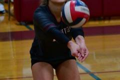 CIAC G. Volleyball; Farmington 3 vs. Hartford Public 0 - Photo # 037